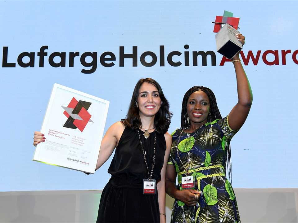 Global LafargeHolcim Awards 2018