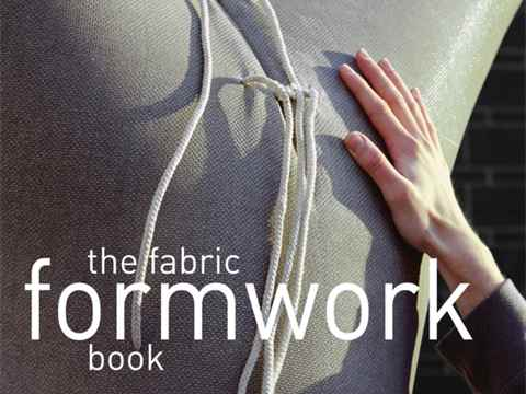 "Routledge publishes ""The Fabric Formwork Book"" by Mark West"