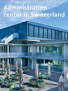 IUCN Conservation Centre in Gland, Switzerland