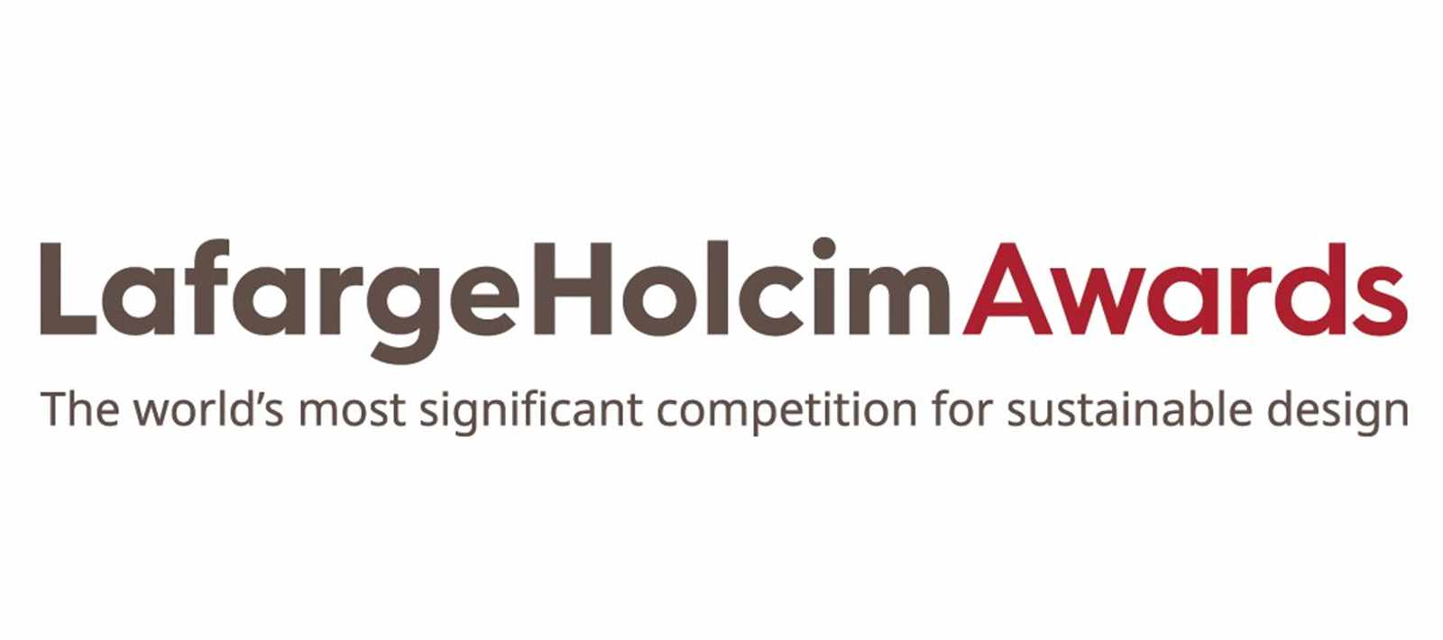 LafargeHolcim Awards for Sustainable Construction