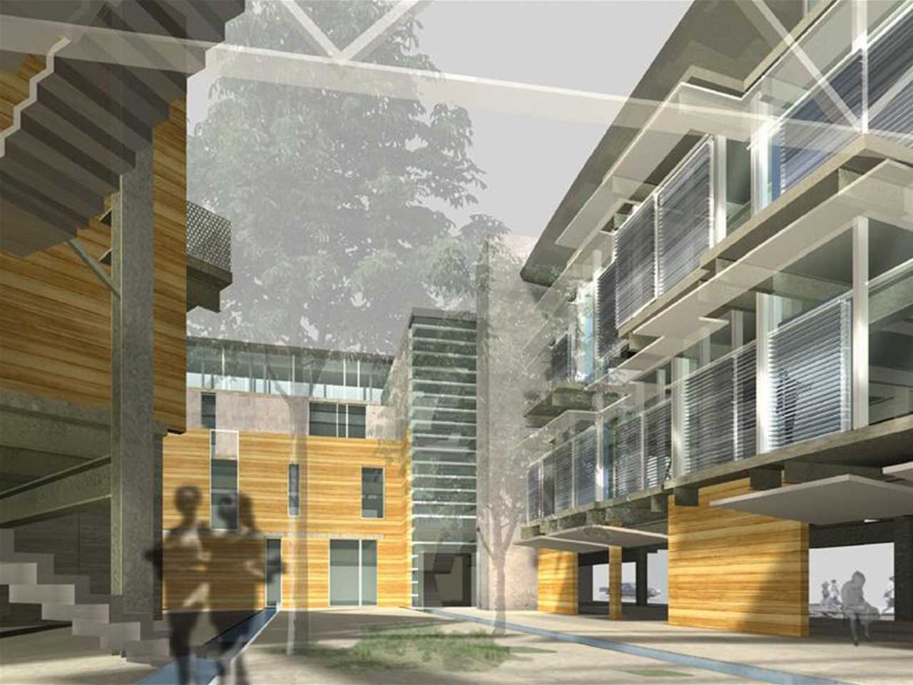 Holcim Awards Encouragement prize 2005 North America: Big Dig Building, Boston, Massachusetts, USA