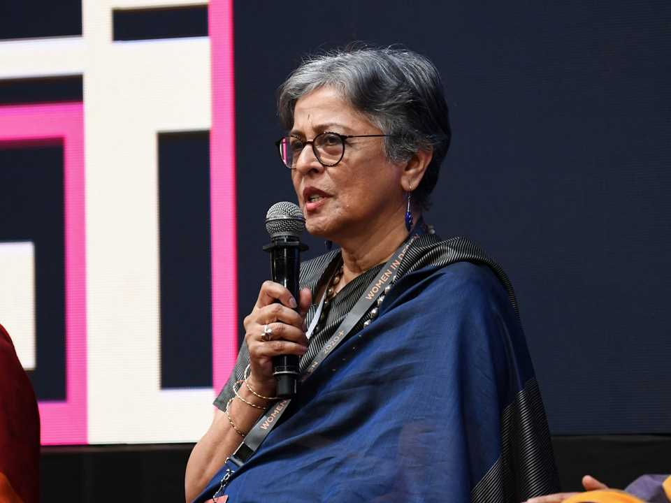 Women in Design +2020 conference - Mumbai, India (January 2020).