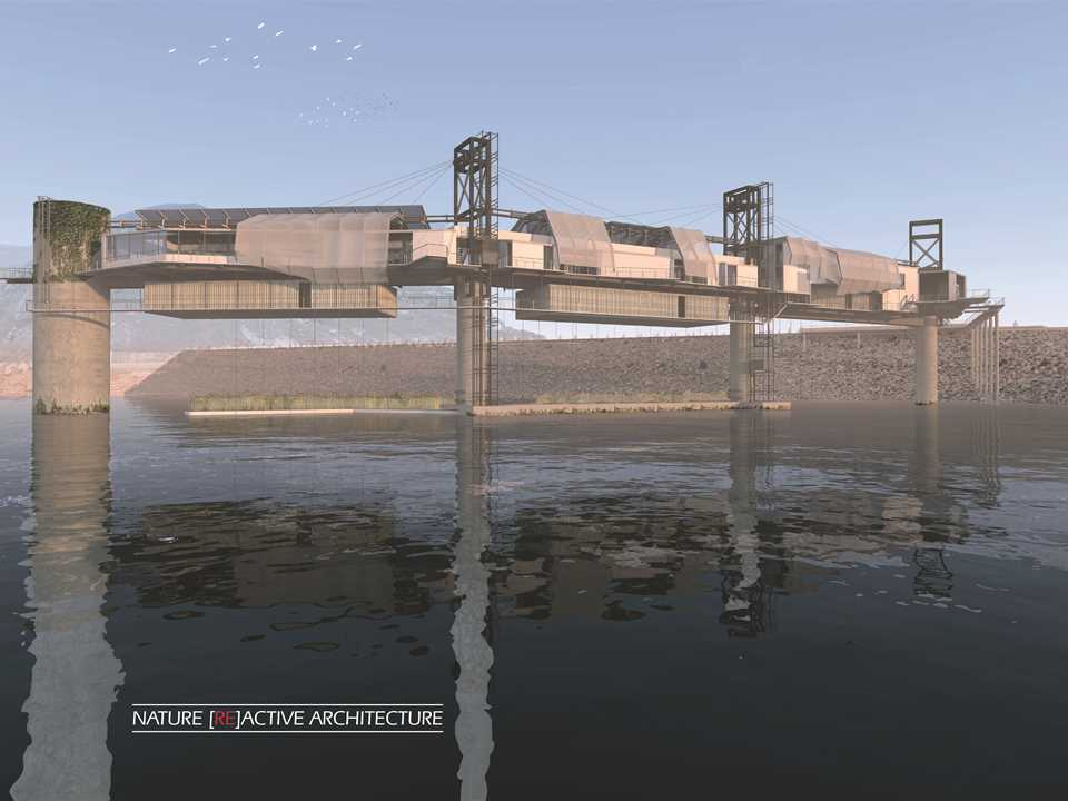 "Holcim Awards ""Next Generation"" 1st prize 2014 –Bio-Mimicry: Water research center, Fika …"
