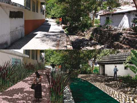 "Project entry 2008 Latin America - ""Sanitation and river remediation, Tuxtla Gutiérrez, …"