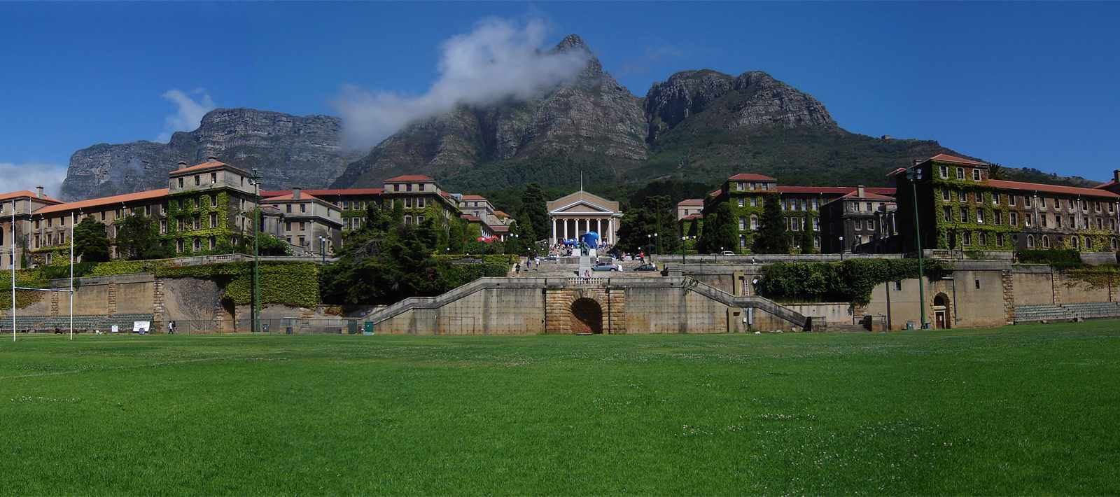The University of Cape Town is an Associated University of the LafargeHolcim Foundation …