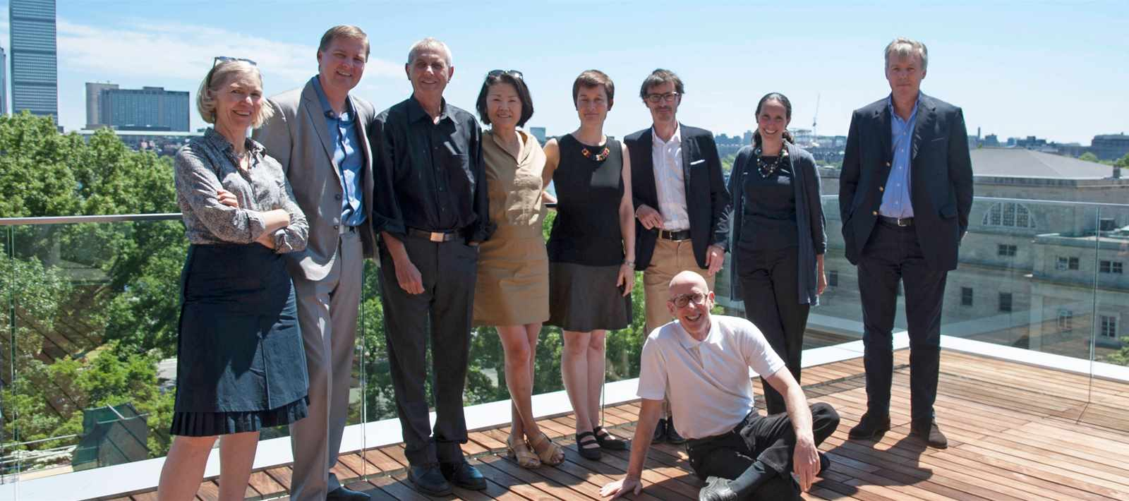 Holcim Awards 2014 North America – Jury