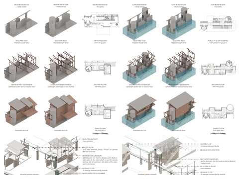 Project Entry 2014 Asia Pacific - Formal-Informal DNA: Urban network upgrading, Tangerang, Indonesia
