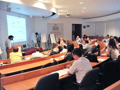 """Introduction to """"Reduce CO2"""" and presentation of expert papers"""