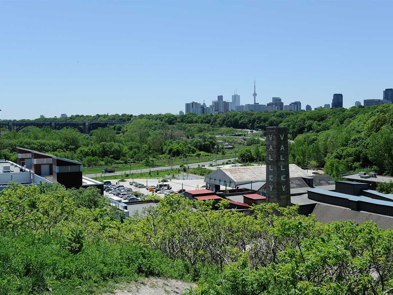 Project entry 2008 North America – Evergreen Brick Works heritage site revitalization, Toronto, …