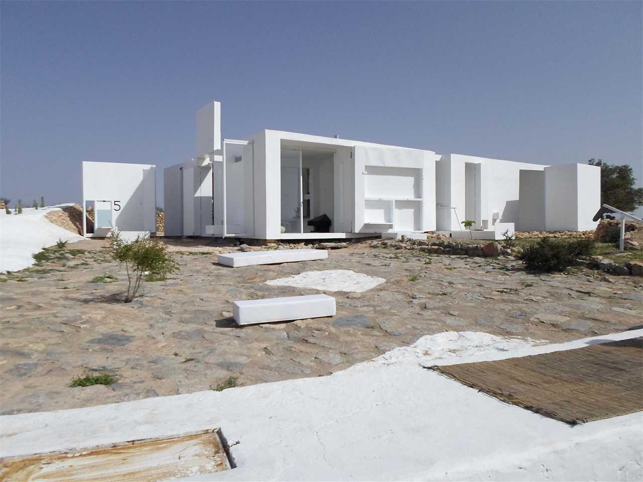 Project update June 2014 - Ecological dwelling in a semi-desert zone, near Tamanar, Morocco