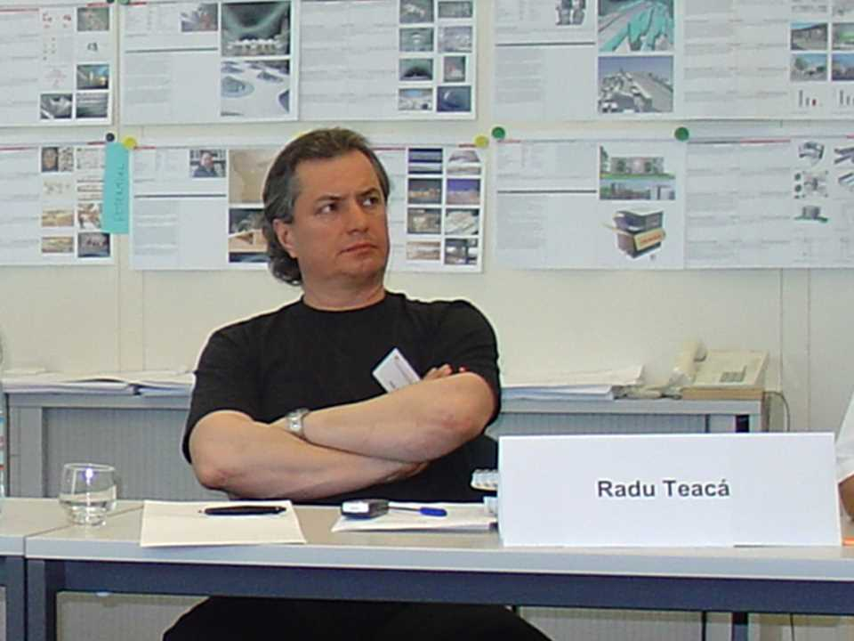 "Radu Teacă, Associate Professor of Architecture, ""Ion Minuc"" University of Architecture …"