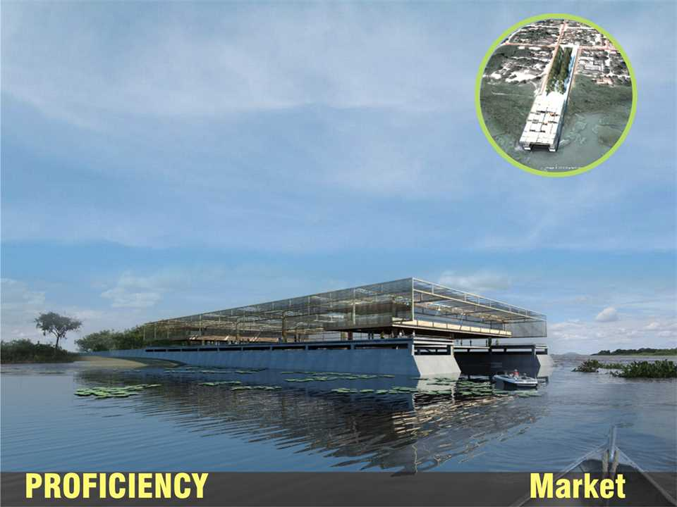 "Holcim Awards ""Next Generation"" 2nd prize 2011 Latin America: Reinvigorated waterways for …"