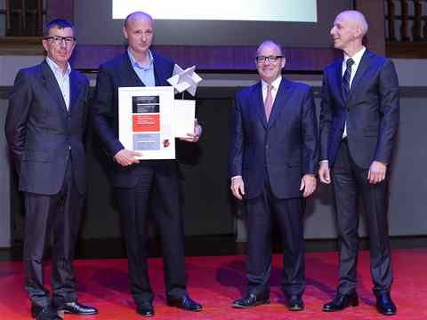 Holcim Awards 2014 Europe ceremony, Moscow, Russia