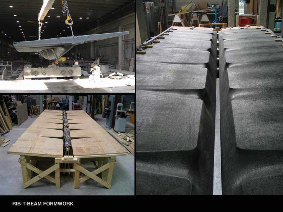 Project entry 2005 North America - Material Reduction: Efficient Fabric-Formed Concrete, …