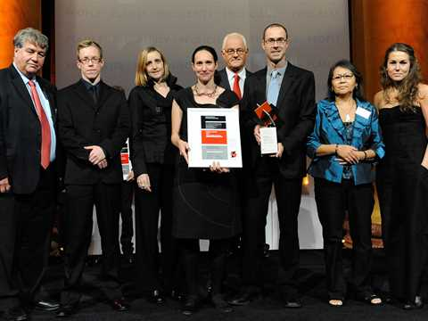 Holcim Awards ceremony for North America 2011 – Washington, DC, USA