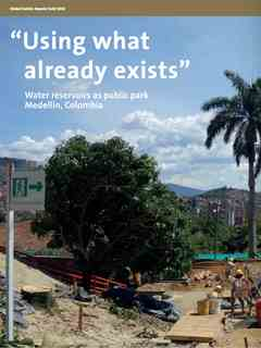 """""""Using what already exists"""" in Fourth Holcim Awards – Sustainable Construction 2014/2015"""