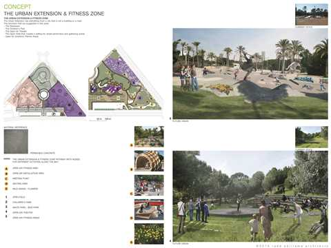 Project entry 2014 Africa Middle East - Evergreen City: Urban pine forest rehabilitation, Beirut, …