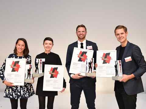 LafargeHolcim Awards 2017 for North America prize handover ceremony, Chicago