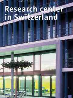 Eawag Forum Chriesbach, Switzerland - Research center in Switzerland