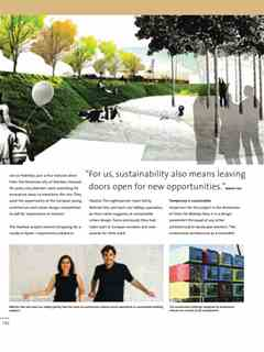 """The passing of the past"" in Second Holcim Awards for Sustainable Construction 2008/2009"