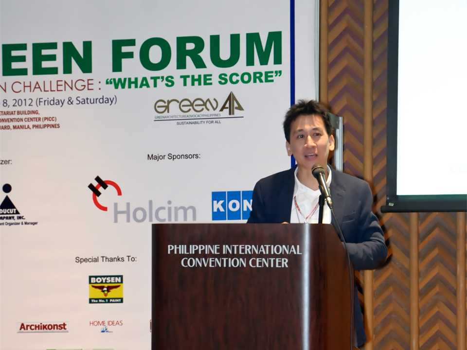 9th Green Forum – Manila, Philippines