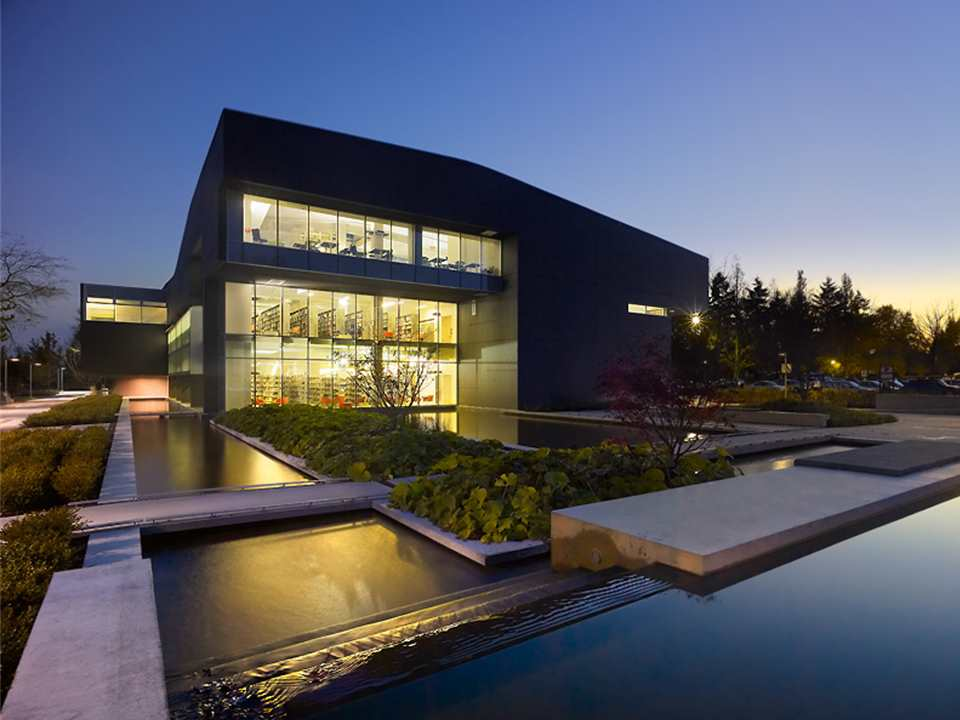 Library and Classroom Building, Langara College