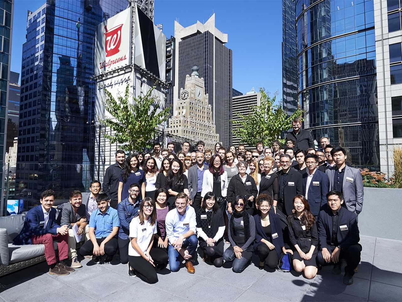 1st Next Generation Lab in New York, September 24, 2015