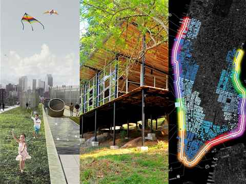 Sustainable design improving communities: top prizes for public space, social integration and …