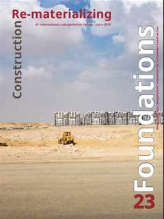 Forum 2019 – Re-materializing Construction – Cairo