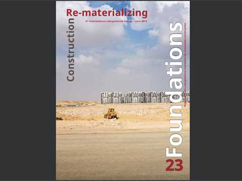 "Review of the LafargeHolcim Forum ""Re-materializing Construction"" now published"