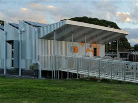 Project update May 2014 - Energy neutral portable classroom, Honolulu, HI, USA