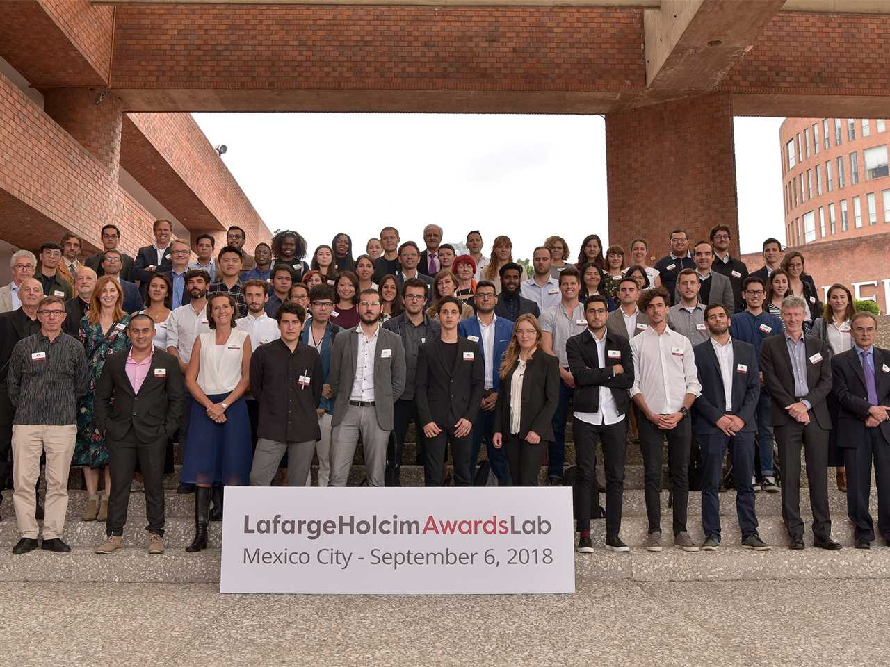 LafargeHolcim Next Generation Awards Lab 2018