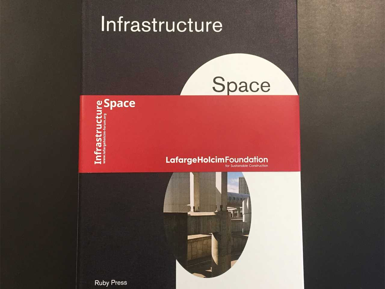 "Book launch of ""Infrastructure Space"" by Ruby Press and public debate: The Aedes …"