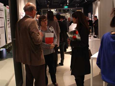 Holcim Awards Exhibition for Belgium