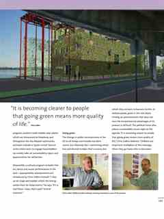 """A timely oasis"" in Second Holcim Awards for Sustainable Construction 2008/2009"