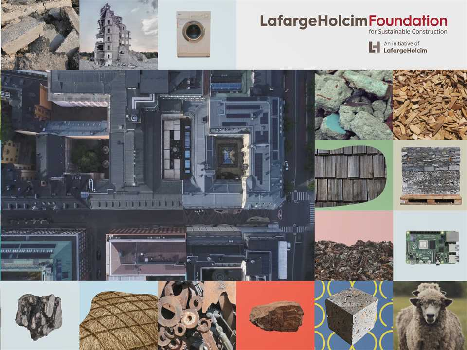 The LafargeHolcim Foundation for Sustainable Construction has produced six short videos …