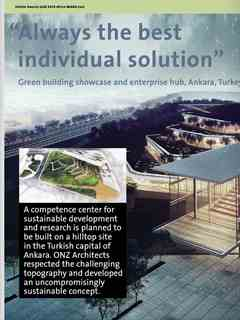 """Always the best individual solution"" in Fourth Holcim Awards – Sustainable Construction 2014/2015"