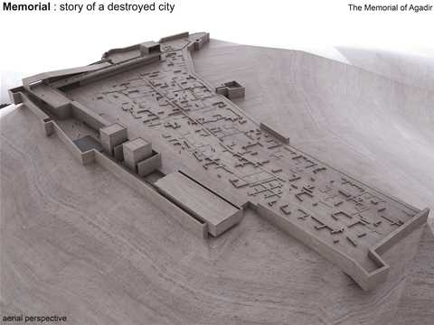Destroyed City Told