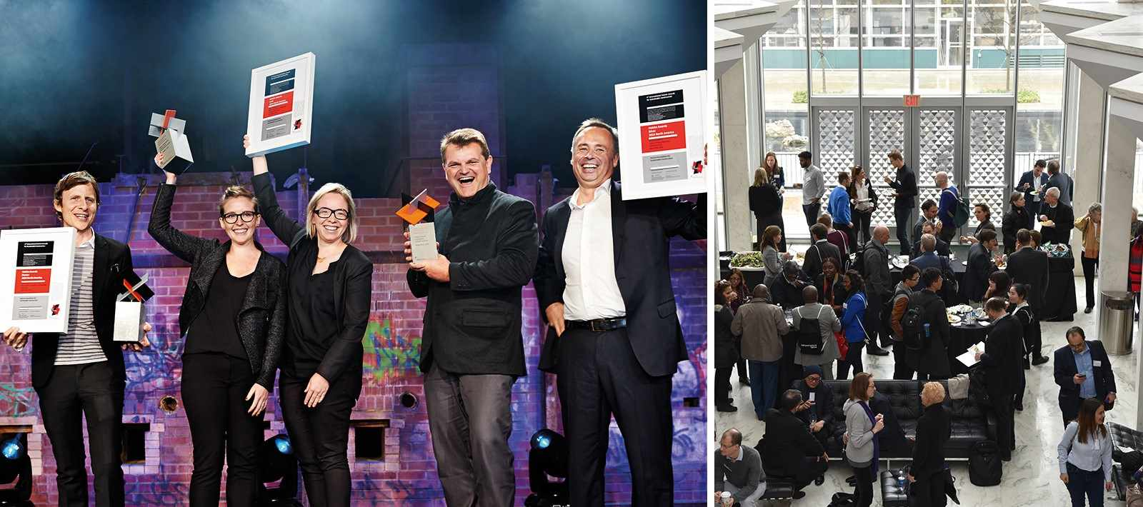 The LafargeHolcim Foundation promotes and illustrates the strength of diverse approaches …