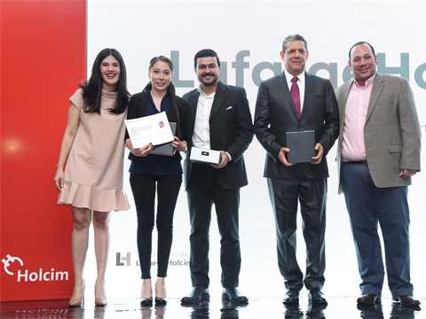 Holcim El Salvador hosts event honoring LafargeHolcim Awards participants