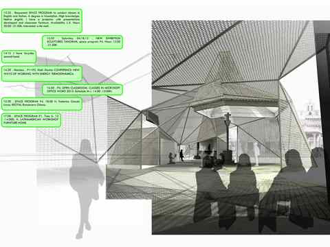 Project entry 2014 Europe – Temporary spaces for public engagement, Madrid, Spain