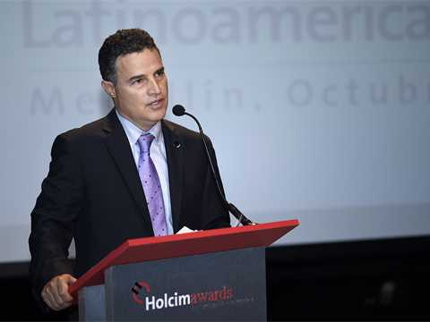 Holcim Awards Latin America 2014 – Prize handover ceremony