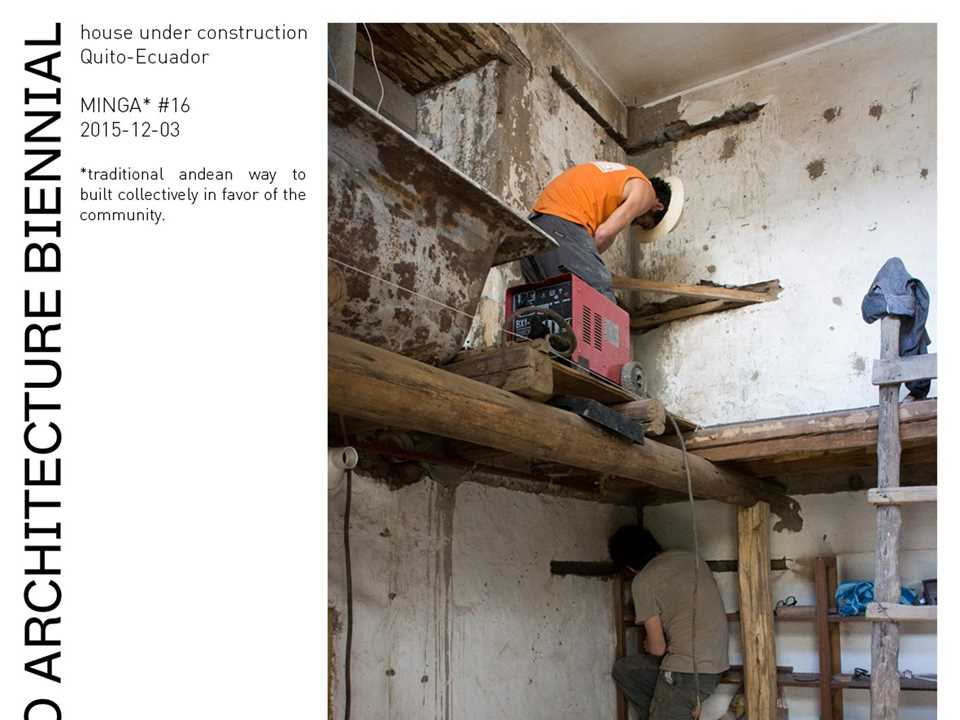 Project update January 2016 – Under Construction: Restoring an urban historical center, …