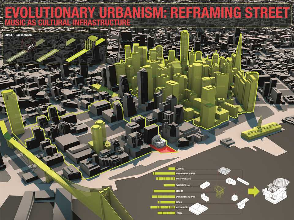 Project entry 2014 North America – Evolutionary Infrastructure: Adaptive reuse of a …
