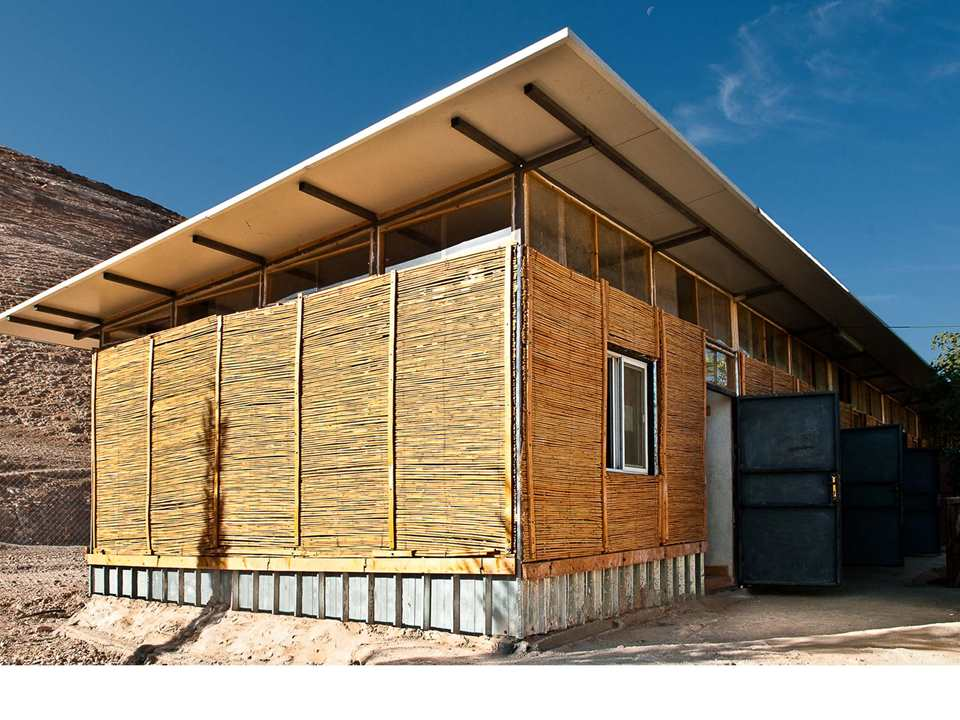 Sustainable refurbishment of a primary school