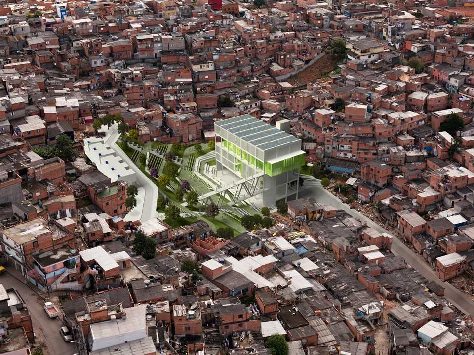Project entry 2011 Latin America – Urban remediation and civic infrastructure hub, São Paulo, Brazil