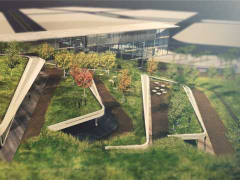 Project entry 2014 Africa Middle East - Eco-Techno Park: Green building showcase and enterprise …