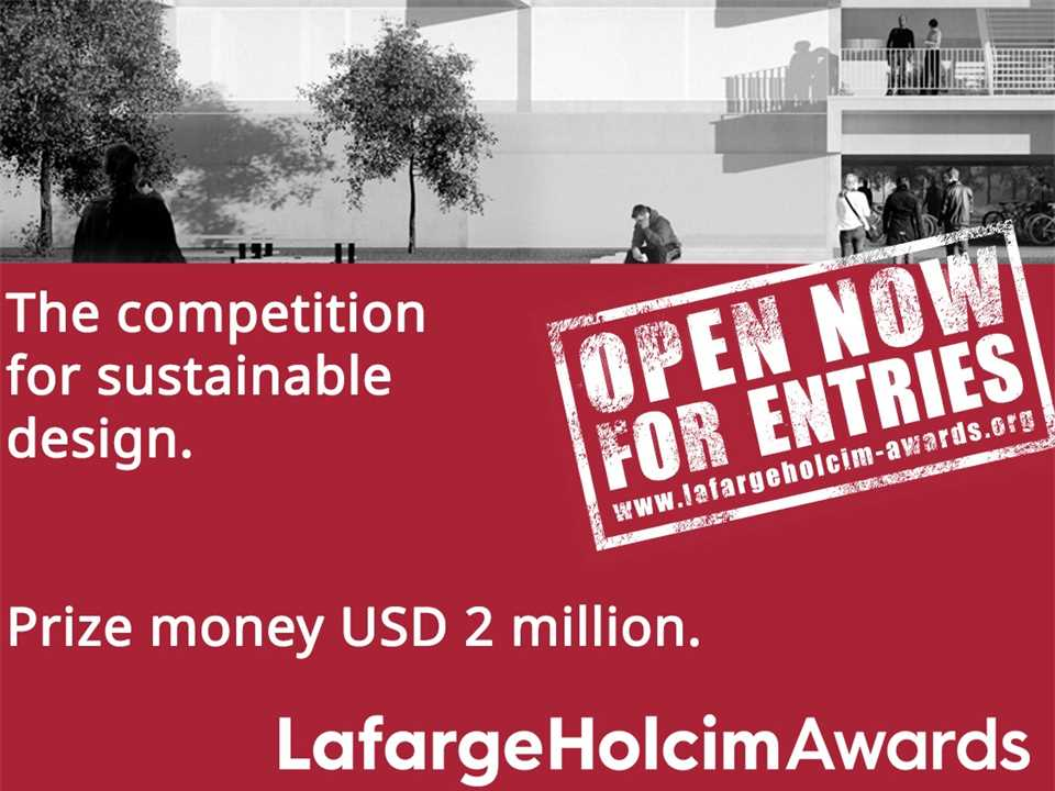 Two million dollar sustainable construction competition open