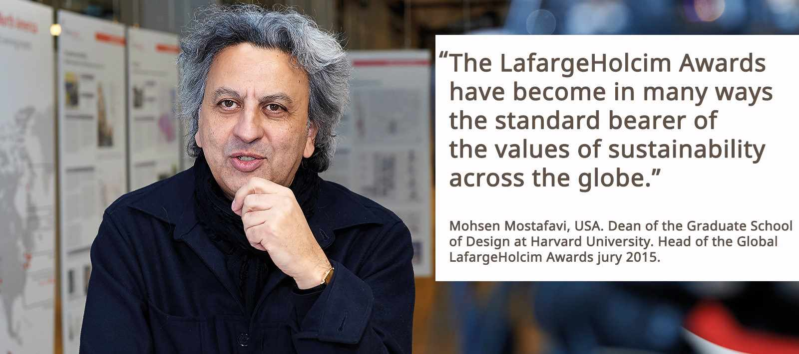 LafargeHolcim Awards 2016/2017: Juries