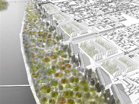 Project entry 2011 Latin America – Sustainable post-tsunami reconstruction master plan, …